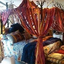 Bedroom Canopy Bohemian