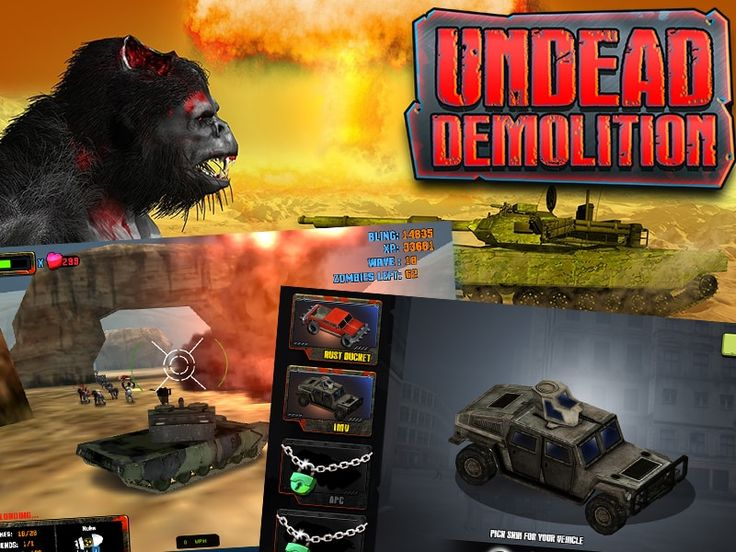 Post-Apocalyptic Zombie Horde Survival Game, which combines military grade weapons and zombies in an arena style battle. This game is for those of you who got tired of killing zombies while driving endlessly in a single lane