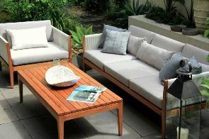 Satara's New Bedarra Range of Outdoor Furniture