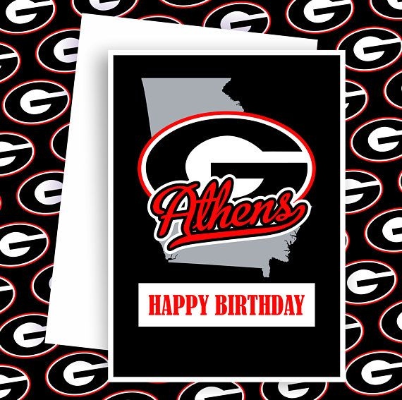 Georgia Bulldogs The University Of Georgia Fan College Football