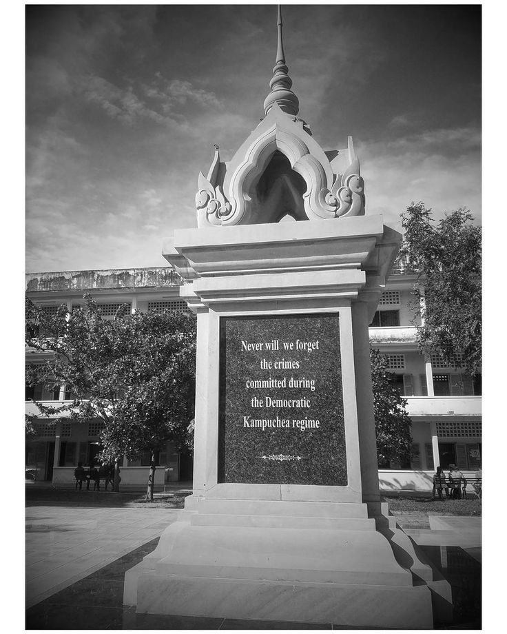"""A lesson Part 13:  Epilogue  In the end Pol Pot never stood trial and died a free man under house arrest in 1998. 19 years after the Khmer Rouge was pushed out of Phnom Penh but only 5 years after his party was no longer recognized by the UN as part of the coalition government in exile of Cambodia.  Margaret Thatcher summed up the Wests stance in this quote """"So you'll find that the more reasonable ones of the Khmer Rouge will have to play some part in the future government but only a…"""