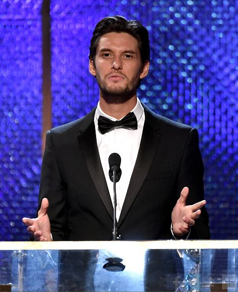 Ben Barnes Italia fan space: Britannia Awards 2014