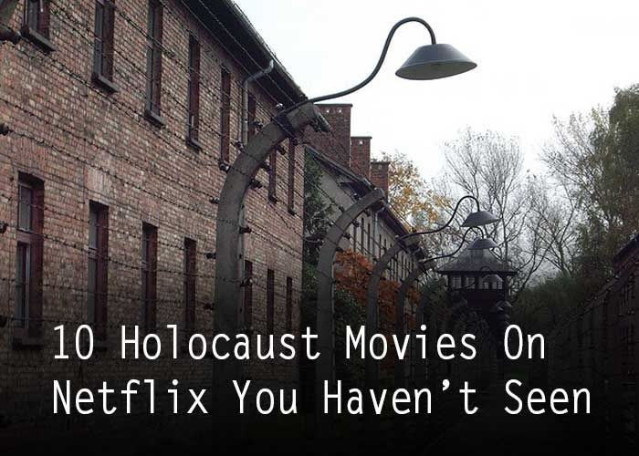 10 Holocaust Movies on Netflix You Haven't Seen   Chai & Home