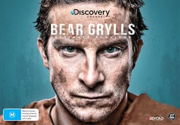 Bear Grylls - Ultimate Survivor - Limited Edition | Collector's Gift Set