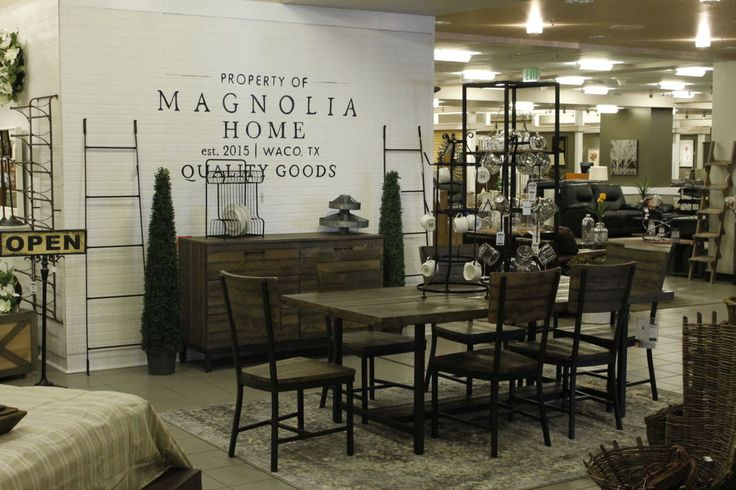 Magnolia Home by Joanna Gaines - Nebraska Furniture Mart