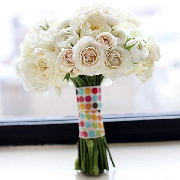 95 best Wedding Bouquet Wraps images on Pinterest Bouquet wrap