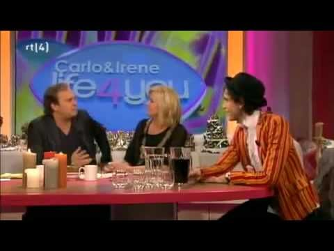 VIDEO: MIKA interview @ Life4You - 03/01/2010 ONE OF MY FAVES!!! Mika is so utterly charming
