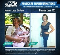 Transforming lives. AdvoCare works! What are you waiting for?