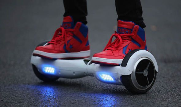 The Crusader: Use genuine traders when buying an hoverboard