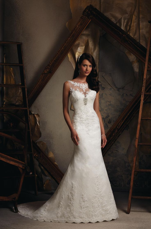 112 best 2015 wedding dress inspiration images on Pinterest ...