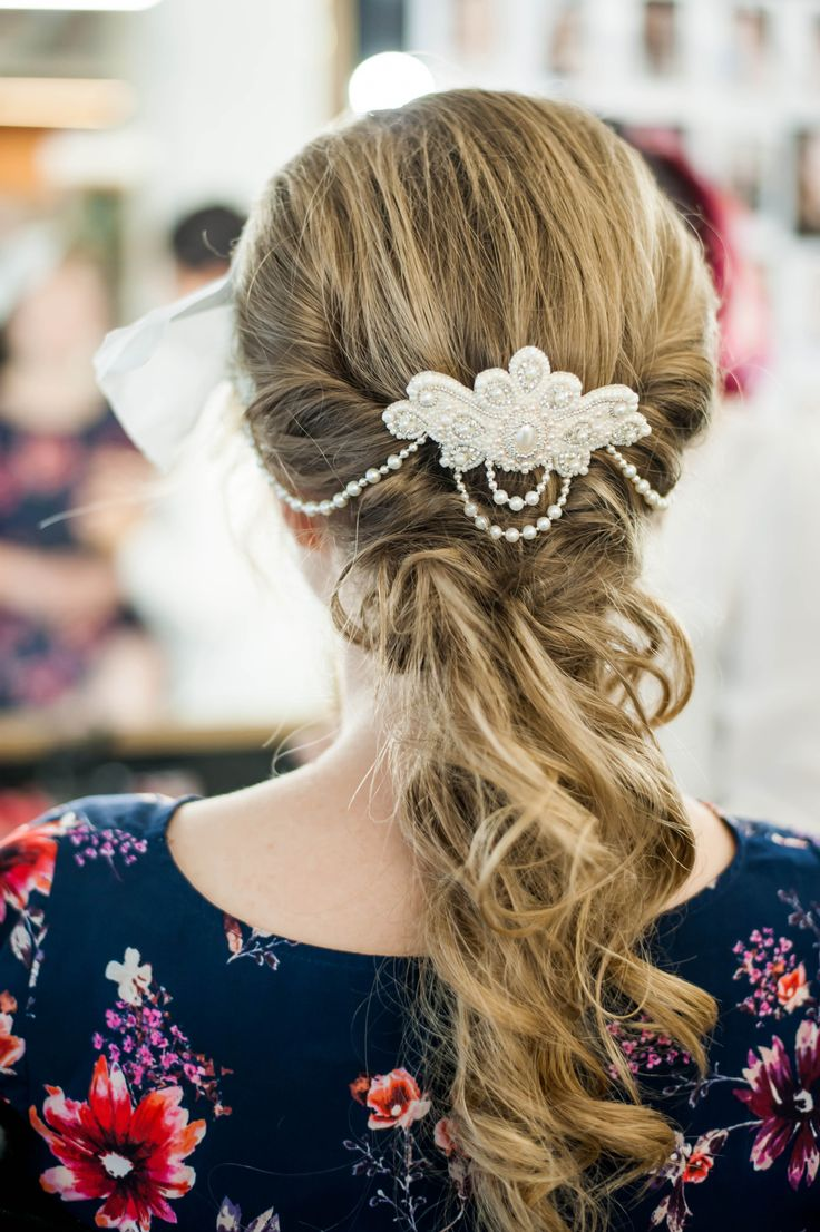 233 best fabulous bridal hairstyles! images on pinterest