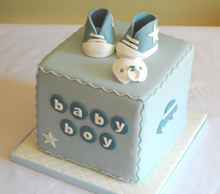 Celebration cakes for a new baby - Photo 1 | Celebrity news in hellomagazine.com