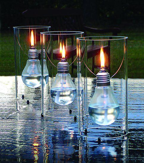 Lampe a huile ediSUN