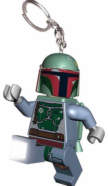 Lego Star Wars Boba Fett Keylight Keyring 100% official merchandise. Brighten up The Darkside! Height: 8cm (3). http://www.comparestoreprices.co.uk//lego-star-wars-boba-fett-keylight-keyring.asp