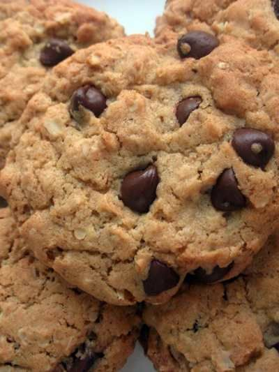 Chocolate Chip Cookies with Thermomix