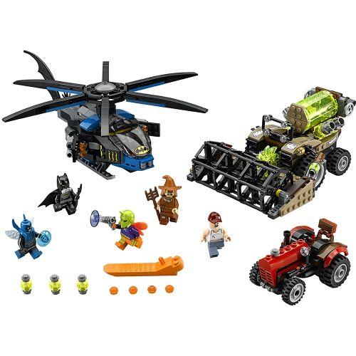 LEGO DC Comics Super Heroes Batman: Scarecrow Harvest of Fear (76054)