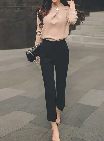 50 Perfect Work Outfit Inspiration for Women – Fas…