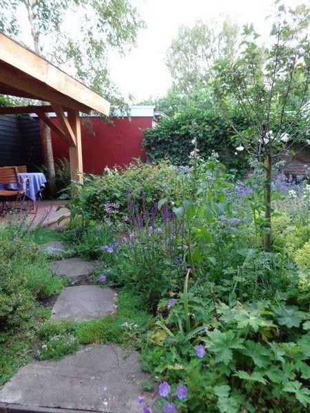 Natuurlijke tuin door Plant & Stijl Tuinontwerp