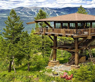 166 best images about ranger smokey on pinterest for Lookout tower plans