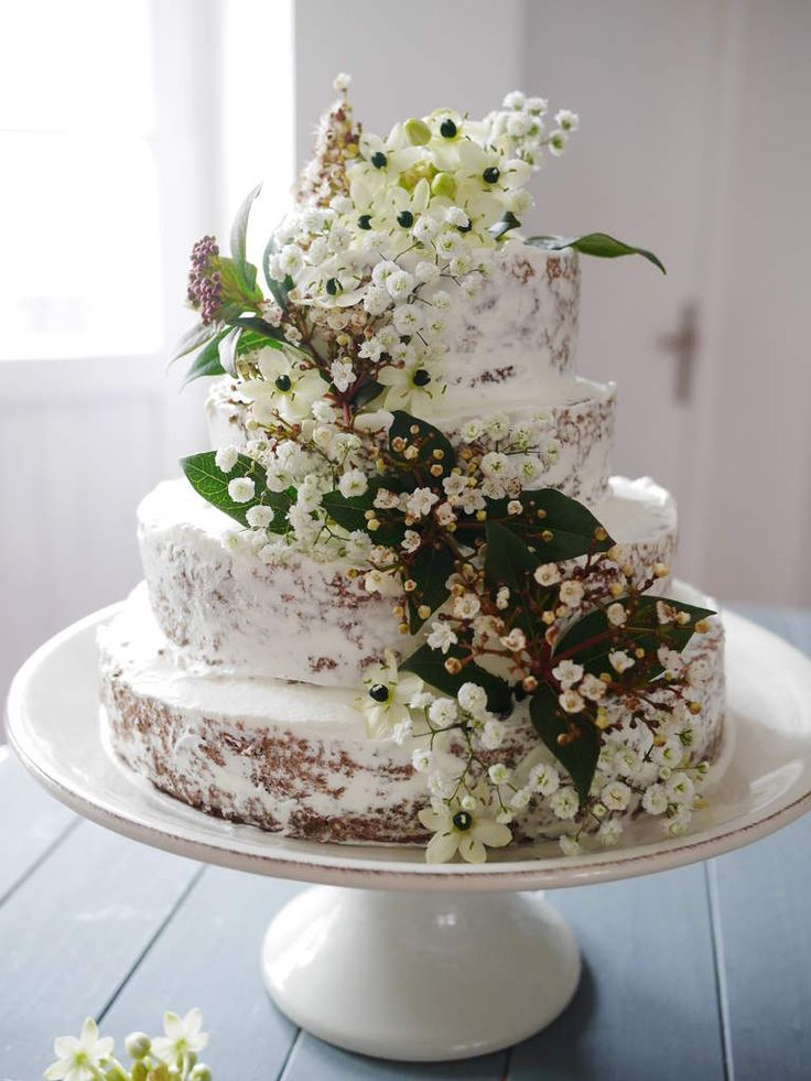 Naked cake Manuepopotte ! Il est trop beau !