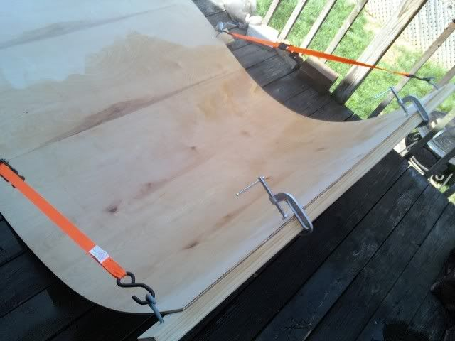 Fear Not the Teardrop: A Lesson in Bending Plywood