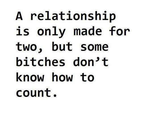 Relationship counting