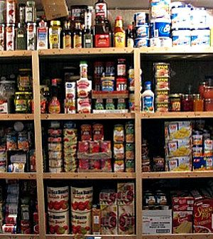 "9 ""Crazy Simple"" Tips To Build Your Emergency Food Supply"
