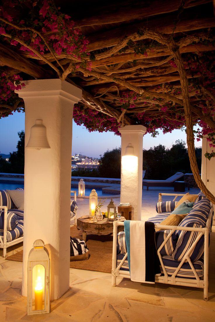 1664 best casas praia beach houses images on pinterest - Casas con porche ...