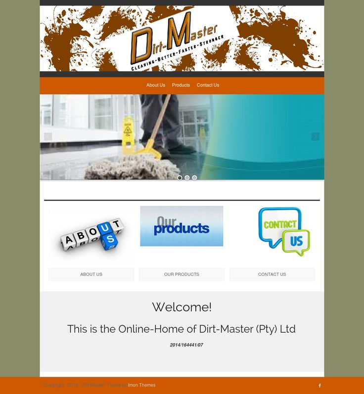 Dirt-Master Website Designed & Maintained by HB WEB