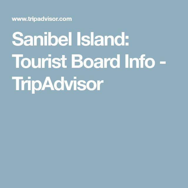 Sanibel Island: Tourist Board Info - TripAdvisor