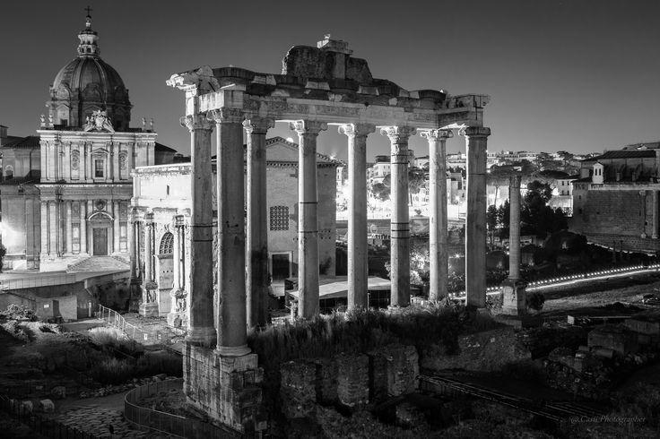 Fori Romani | da Antonio Casti