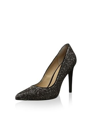 59% OFF Joe's Jeans Women's Jacey Glitter Pump (Gold)