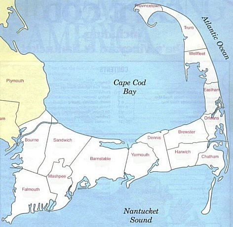 MA Cape Cod, Massachusetts. http://wp.me/p291tj-8N. I want to see all these small villages on Cape Cod Bay nestled by the Atlantic Ocean. .