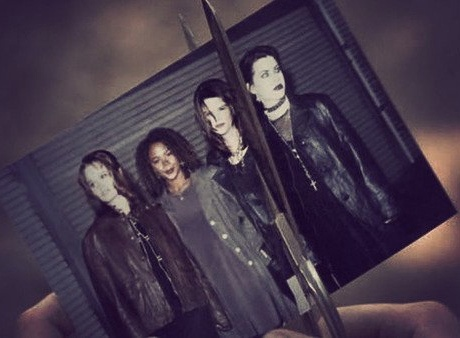 the craft- 1996  I bind you Nancy from doing harm, harm against other people, and harm against yourself..