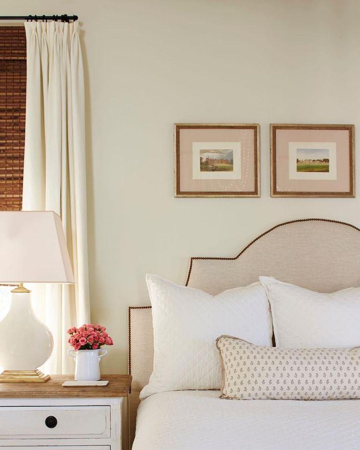 Bedroom inspo>> @ashleygilbreathinteriordesign