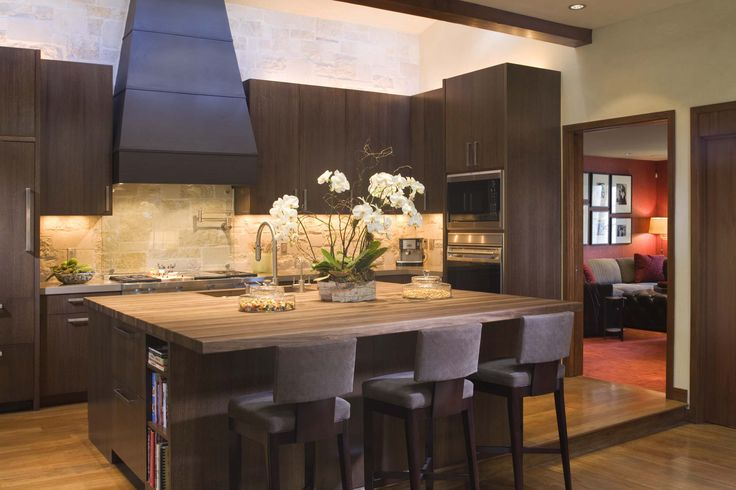 Kitchen:Modern Kitchens With Espresso Cabinets Small Kitchen Island With Seating Ideas Pros And Cons Of Laminate Wood Flooring Kitchen Island With Bar Stools Kitchen Backsplash With Kitchen Exhaust Kitchen Island With Sink And Dishwasher Extraordinary Small Kitchen Island With Seating Ideas