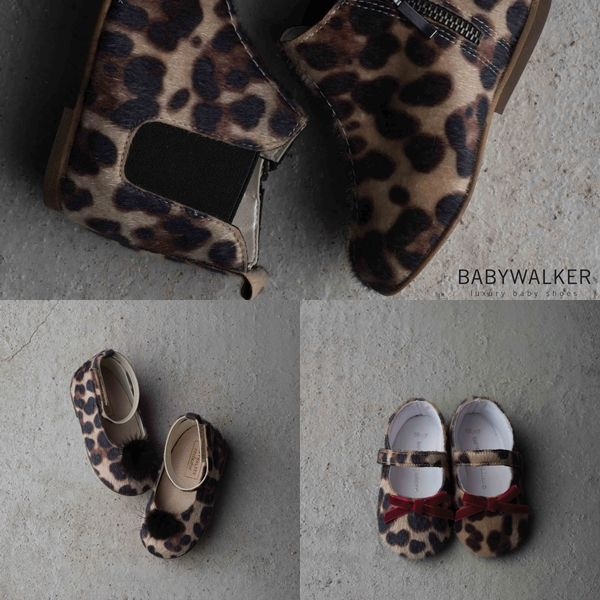 Animal print continues... BABYWALKER FW2014/15 collection