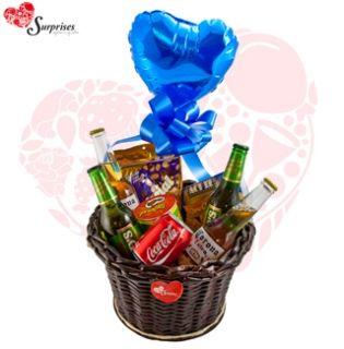 De Pelicula. Hermoso regalo, para sorprender en cualquier ocasión, con estilo, le encantara. www.surprisesbogota.com tel: 4380157 Cel: 3123750098