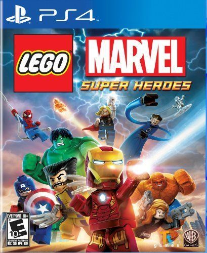 LEGO Marvel Super Heroes - PlayStation 4 #playstation4