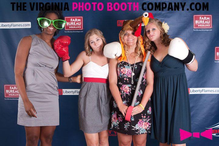 www.thevirginiahphotoboothcompany.com, Lynchburg Virgninia Photo Booth