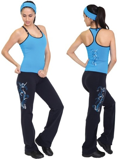Equilibrium Activewear A8 Set 152 Women Workout Wear