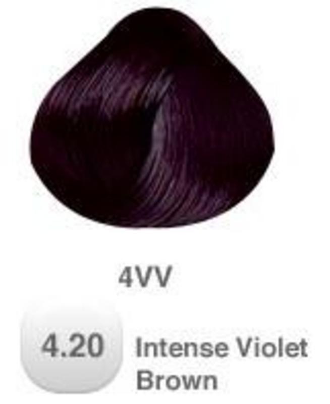 Pravana 4VV 4.20 Intense Violet Brown!!!  This is it!!!!!                                                                                                                                                                                 Mehr