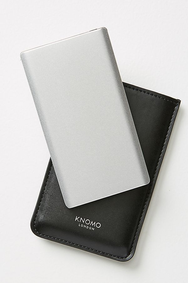 Slide View: 1: Knomo Portable Charger