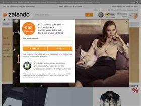 Zalando - £5 off over orders over £ 50 + Free Delivery. One use per customer. -  All the latest free Zalando GmbH voucher codes, discount codes, discount vouchers. Valid free January 2014 voucher codes for Zalando GmbH