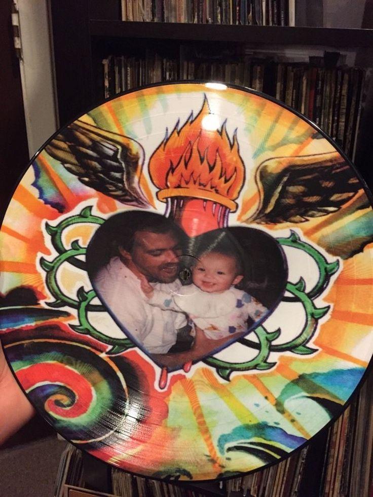 """SUBLIME Acoustic Bradley Nowell & Friends LP 12"""" Picture Disc Vinyl VG+ RARE"""