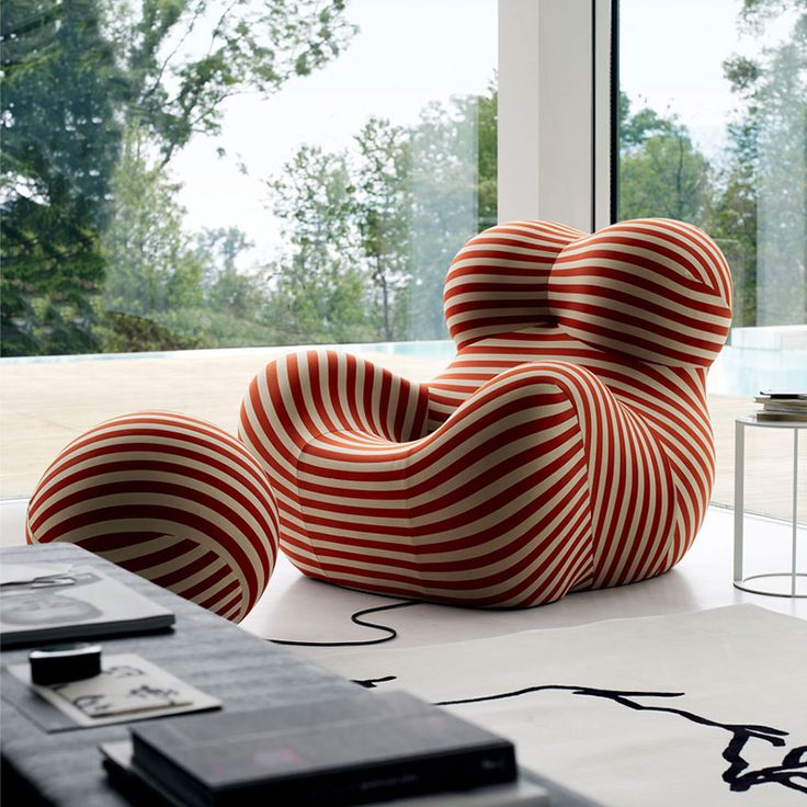 Fauteuil serie up 2000 UP5_6 via Goodmoods