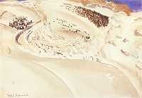 Górna partia Doliny Kościeliskiej z Przełęczy Pyszniańskiej