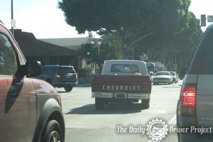 Street Spot: 1967 Chevy Truck