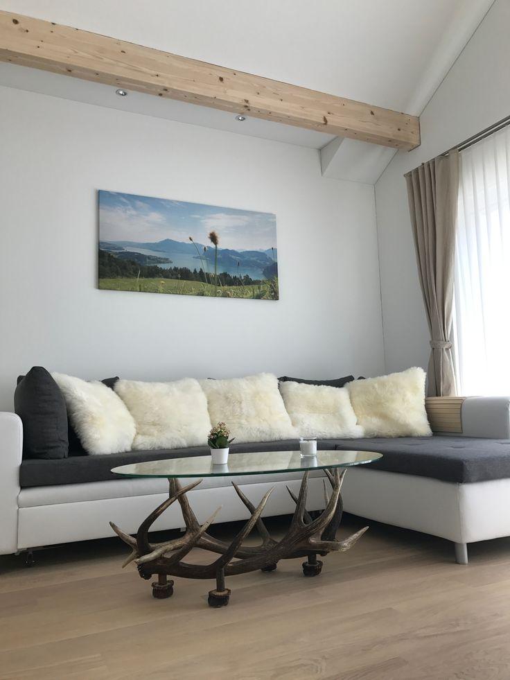 56 besten wohnhirschch Bilder auf Pinterest Hirschgeweihe, Deko - hirschgeweih deko wohnzimmer