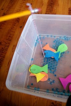 One fish two fish Recipes and Crafts for Dr. Seuss Birthday